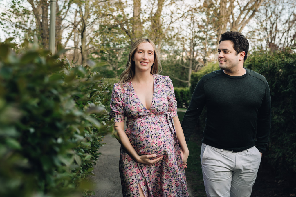 Westmount Pregnancy Photographer